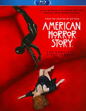 American Horror Story The Complete First Season Blu-ray 3-Disc Set 2012 Lange