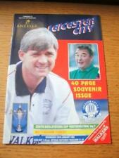 29/01/1992 miembros de pleno derecho [Zenith Data Systems] Zona Norte Cup Final: Leicester