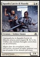 Magic MTG SQUADRA LACCIO DI HAAZADA FOIL - DGM - ITALIANO