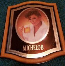 Vintage 1983 Michelob girl sign