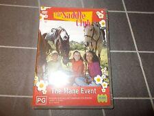 The Saddle Club  The Mane Event DVD    Region 4