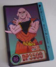 DRAGON BALL GT Z DBZ HONDAN PART 23 CARDDASS DP CARD CARTE 289 JAPAN NM