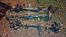 1985 Toyota Front Solid Axle Complete - Pickup 4Runner Hilux Straight SAS 79-85