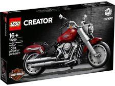 LEGO Creator Expert 10269 Harley Davidson Fat Niño