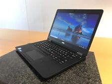 "Ultrabook Dell Latitude e7470 i7-3, 4ghz 8gb-ram 256gb-ssd batería-Top 14""qhd Touch."