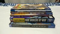 DC Lot of Superman Assorted Graphic novels TBD for sale