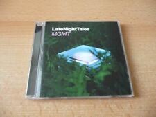 CD LateNightTales - MGMT: Disco Inferno Suicide Julian Cope The Chills Paul Morl