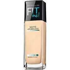 Maybelline Fit Me Matte + Poreless Foundation Choose From 40 Shades