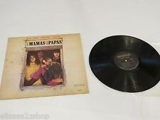 The Mama's and Papa's Dunhill D 50010 CASS John Michelle LP RARE record vinyl