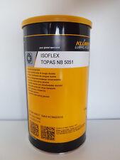 KLÜBER ISOFLEX TOPAS NB 5051 1kg Synthetisches Fett - Synthetic long-term grease