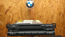 BMW Radio Stereo Business CD Player 3 Series 325xi 325i 323i 328i 330i E46 OEM