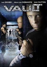 Vault, New DVD, Laci Szabo, Bas Rutten, Diana Lee Inosanto, Ric Moxley