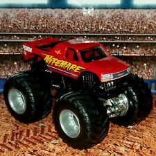 NITEMARE CLASSIC CHEVY CUSTOM BUILT HOT WHEELS MONSTER JAM TRUCK 1/64