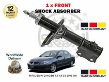FOR MITSUBISHI LANCER 1.3 1.6 2.0 2003-ON 1 X FRONT SHOCK ABSORBER SHOCKER