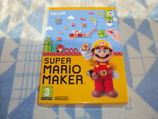SUPER Mario Maker-ARTBOOK Edition [WII U]