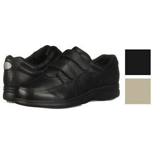 Hush Puppies Womens Power Walker II Leather Sneaker
