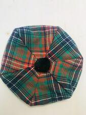 Wilson Ancient by Ingles Buchan Tam Scottish Tartan Wool