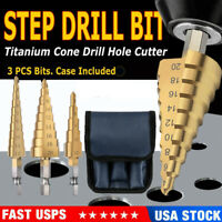 "Stubby Length HS Drill Bit 13//32/"" Diameter 135° Split Point USA RMT 95001882"