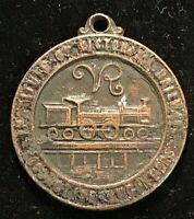 Vintage Institute Of Engineers Australia Medal Stokes Melbourne