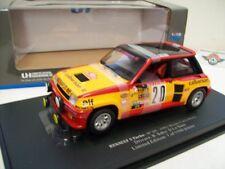 "Renault R5 Turbo #20 ""Rallye Monte Carlo"" 1981, Universal Hobbies 1:18, OVP"