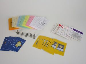 The Simpsons Monopoly 1st Edition Replacement Pieces Cards Money Properties