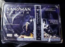 Sandman 20th Anniversary Bookends Statue Set New 2008 FS Neil Gaiman Amricons