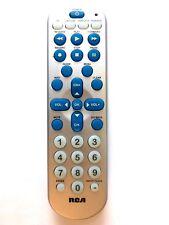 Pulsante di grandi dimensioni RCA UNIVERSALE TV/SAT-CBL/DVD-VCR/DVR-AUX TELECOMANDO RCR4358