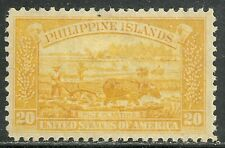 U.S. Possession Philippines stamp scott 358 - 20 cents 1932 issue - mng - #3