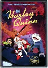 Harley Quinn: The Complete First Season DVD 2020 BRAND NEW FAST SHIPPING