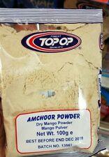 Top-op Amchur Powder [Dried Mango Powder/Amchoor ] 100g