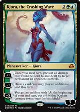 FOIL Kiora, the crashing wave, duel ponts: Elspeth vs. Kiora
