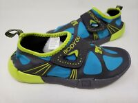 NEW! Body Glove Women's Beach Runner Coast Water Shoes Turq/Lim/Gry 153A