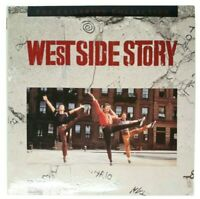 West Side Story - Criterion Collection  Widescreen Laserdisc - 102519g