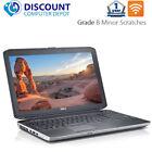 """Dell Laptop Latitude 15.6"""" Windows 10 Pro Core I5 8gb 256gb Ssd Wifi Pc Computer"""