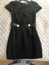 Versace hm H&M Black dress size 4