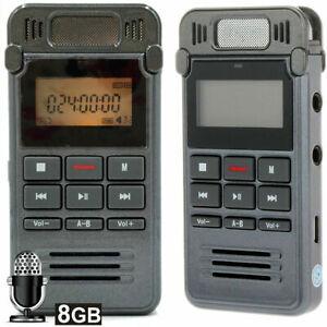 Ghost Hunting Digital Recorder Evp Voice Paranormal Equipment Box Spirit 8gb UK