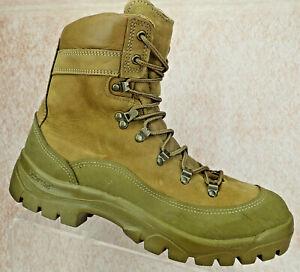 Belleville MCB 950 Leather Combat Boots Hiking MISMATCH Sizes - L 9.5W, R 11N