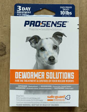 Sentry Dog De-Wormer  For Small Dogs & Puppies 6 To 25 Lbs. FREE SHIPPING!