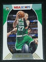 2020-21 Panini NBA Hoops DANIEL THEIS #104 WINTER PARALLEL Boston Celtics