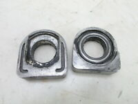 03 APRILIA RSV1000 MILLE RSV1000 RSV 1000 CLAMP CAP COVER SET OF 2