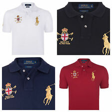 Ralph Lauren Patternless Fitted Casual Shirts & Tops for Men