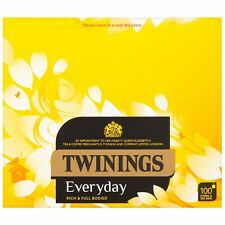 Twinings Everyday String & Tag Tea Bags - 1x100