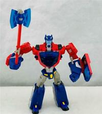 Transformers Animated Deluxe Optimus Prime Complete
