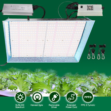 2kw Led Grow Light Full Spectrum Veg Bloom For Indoor Plant Growing All Stage