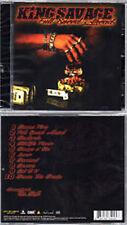 KING SAVAGE Full Speed Ahead CD ( o16 ) Dirty Sleaze Rock 162802