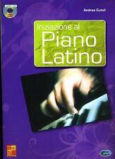Andrea Cutuli - INIZIAZIONE AL PIANO LATINO con CD