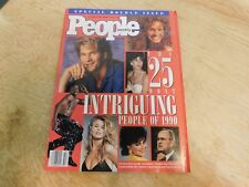 People Weekly Magazine December 31-January 7 1991 Special Double Issue