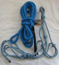 Arab Rope Halter & 10ft Lead with Loop, Dressage, Horsemanship, Eventing.