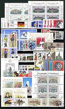 DDR Jahrgang 1986 komplett postfrisch **
