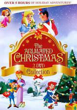 The Animated Christmas Collection (DVD, 2011, 2-Disc Set)